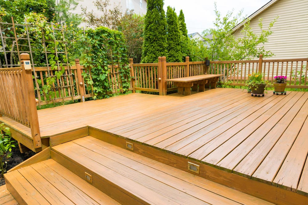 Glasgow Decking Builders l Timber & Composite Decking